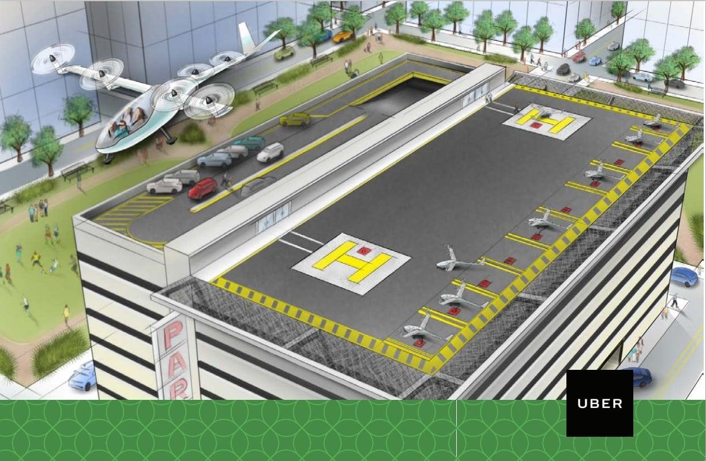 Wróżba Ubera: pewnego dnia korzystanie z Uber Air będzie tańsze niż z samochodu 15