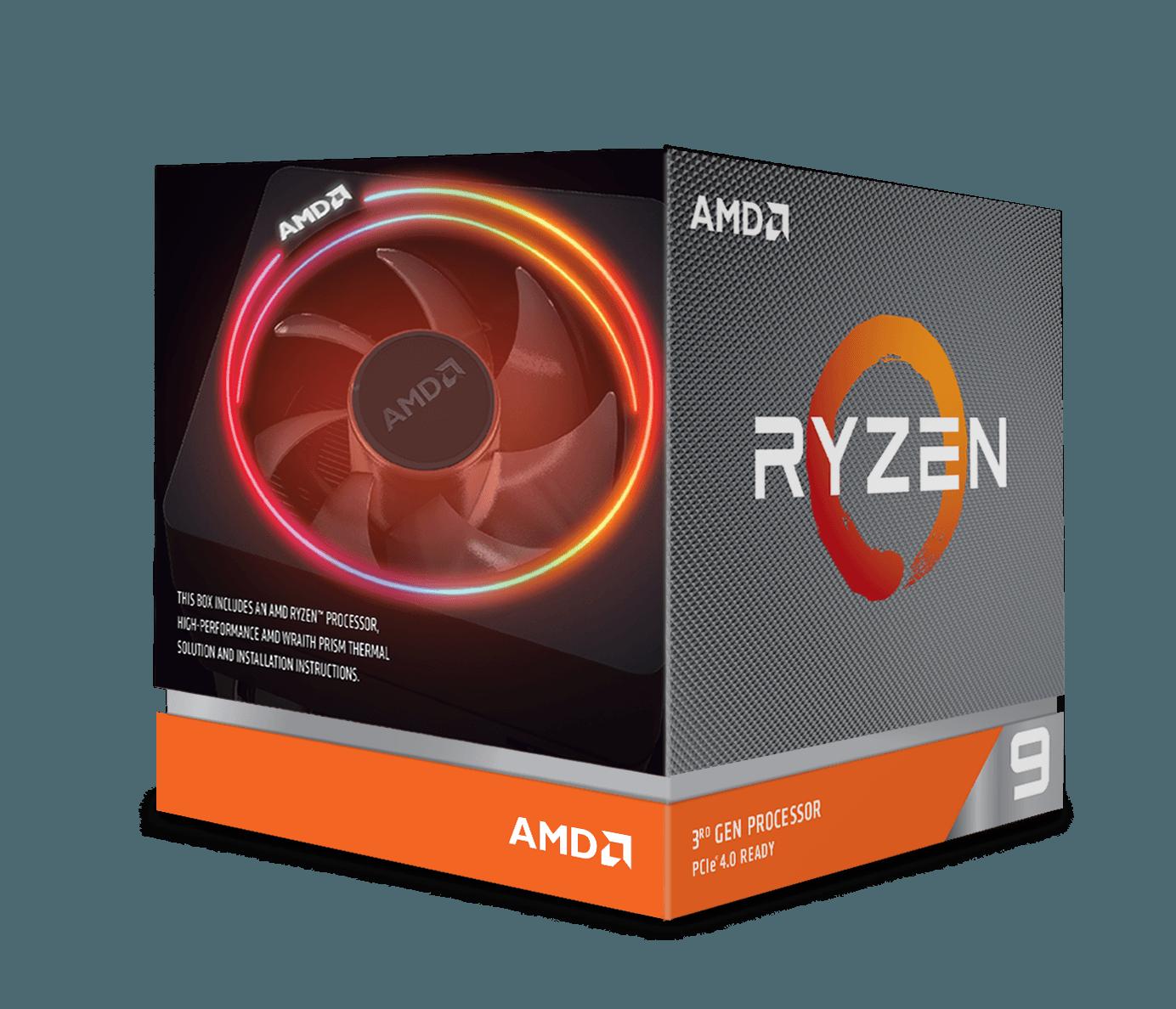 Procesory Ryzen 3000, karty graficzne Radeon RX 5700 i inne tegoroczne nowości AMD trafiły do sprzedaży 26