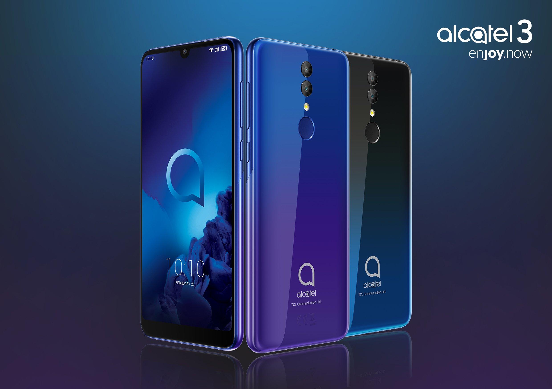 Alcatel 3 (2019) jest już dostępny w Polsce 29