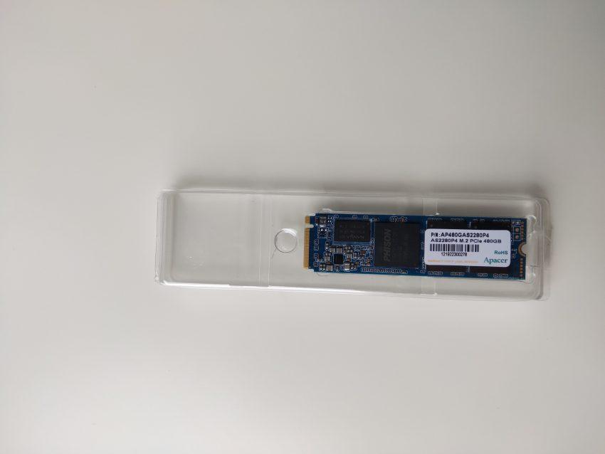 Test dysku SSD NVMe APACER AS2280P4 - czy już czas pożegnać dyski talerzowe? 22