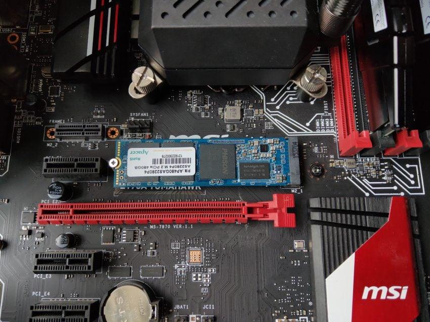 Test dysku SSD NVMe APACER AS2280P4 - czy już czas pożegnać dyski talerzowe? 27