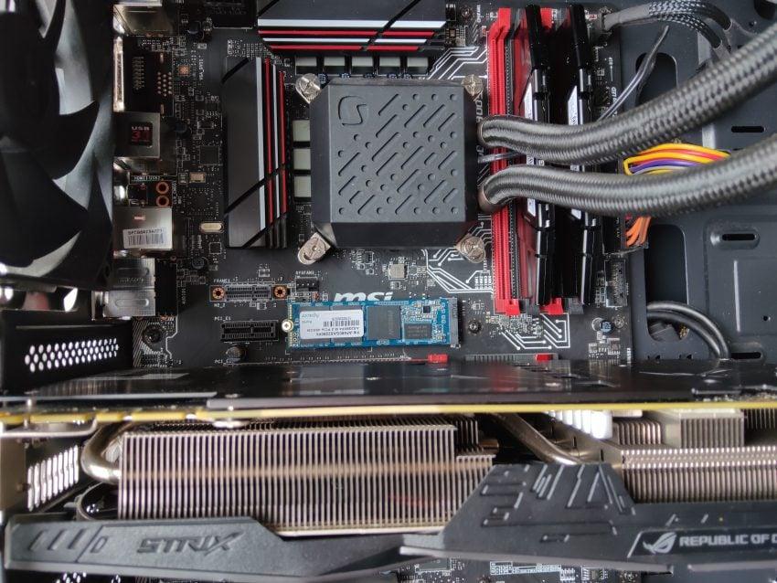 Test dysku SSD NVMe APACER AS2280P4 - czy już czas pożegnać dyski talerzowe? 29