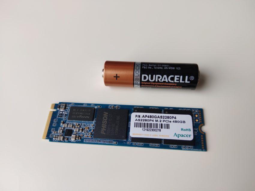 Test dysku SSD NVMe APACER AS2280P4 - czy już czas pożegnać dyski talerzowe? 26