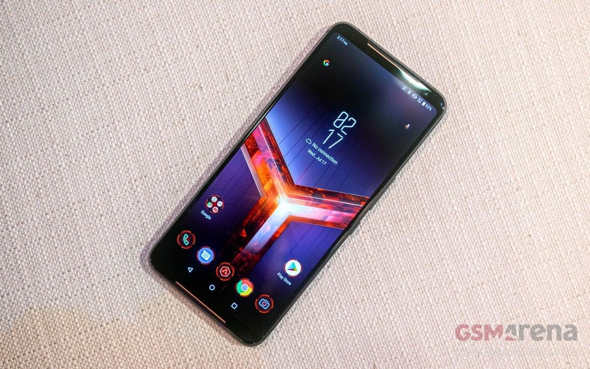 Niespodzianka: Asus zaprezentował ROG Phone II już dziś 14