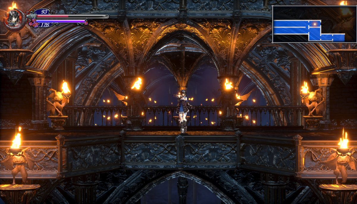 Recenzja gry Bloodstained: Ritual of the Night - ten sam Dracula, w innym sosie