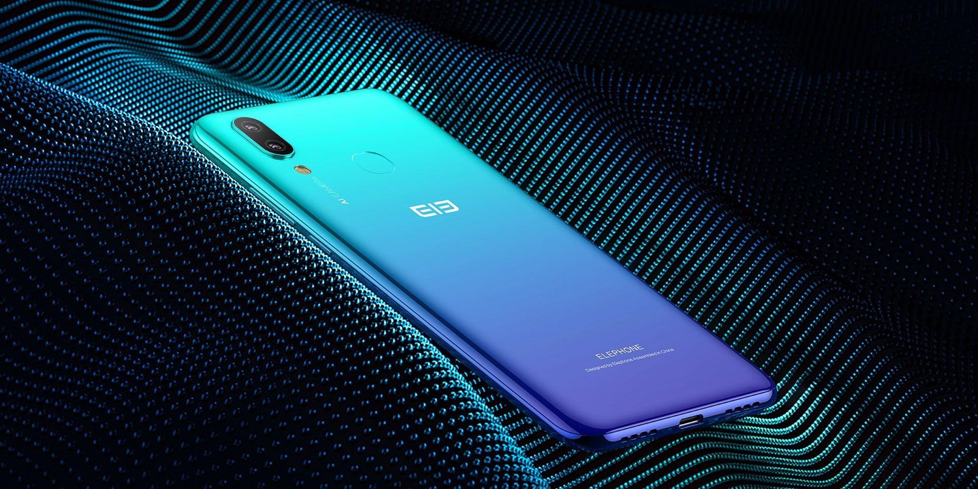 smartfon Elephone A6 Max