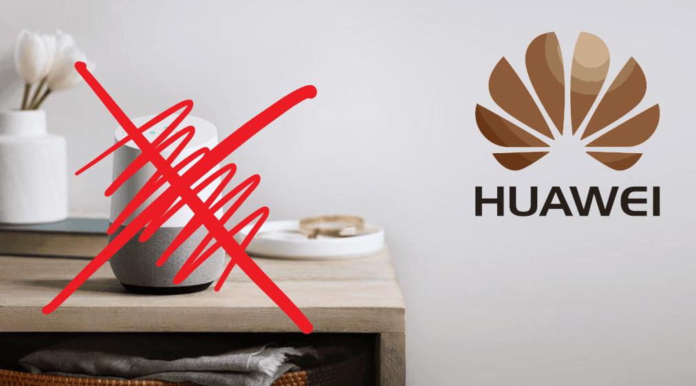 Huawei przeżyło ostrzał ze strony USA, ale rykoszetem oberwał inteligentny głośnik