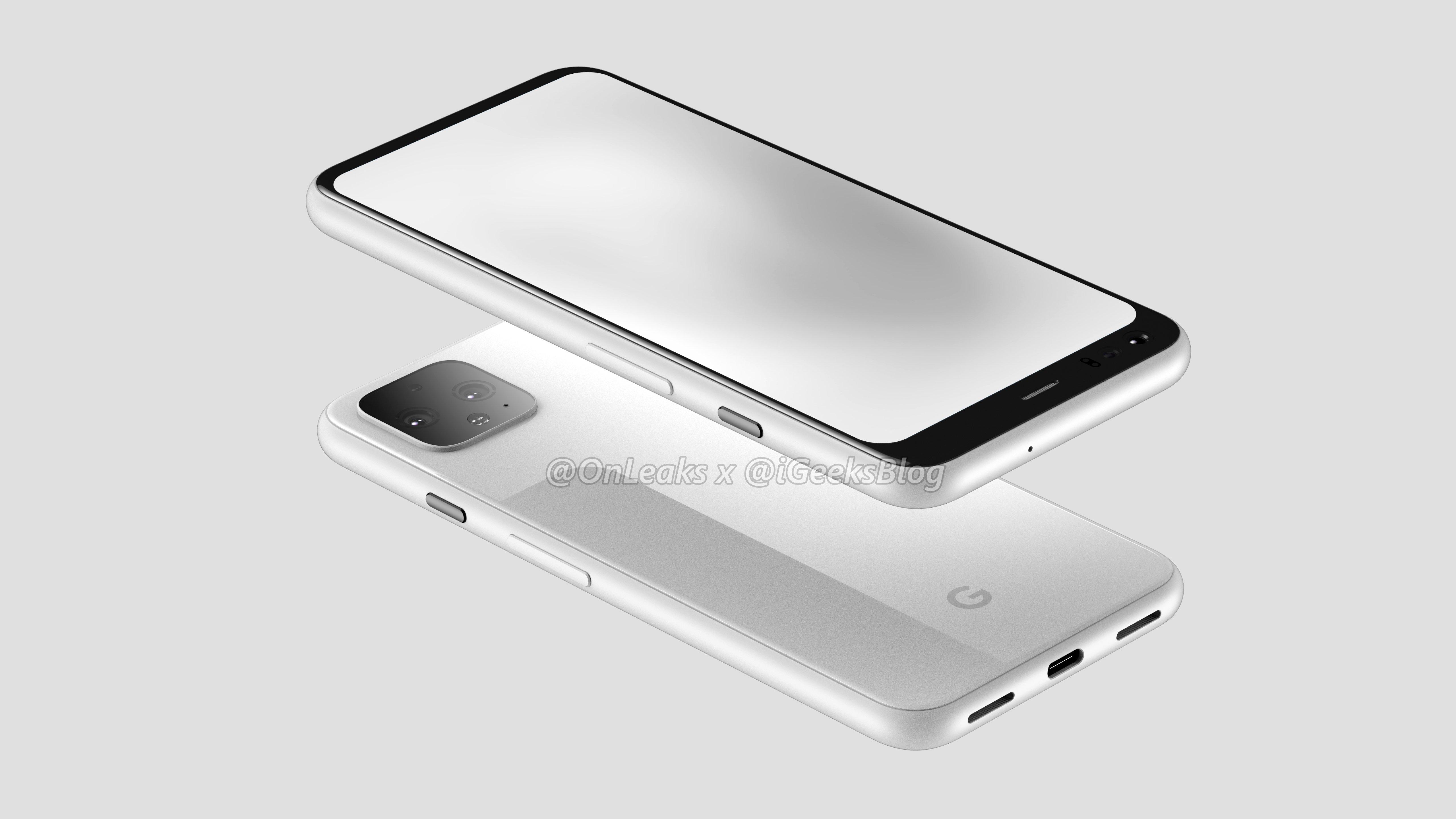 smartfon Google Pixel 4