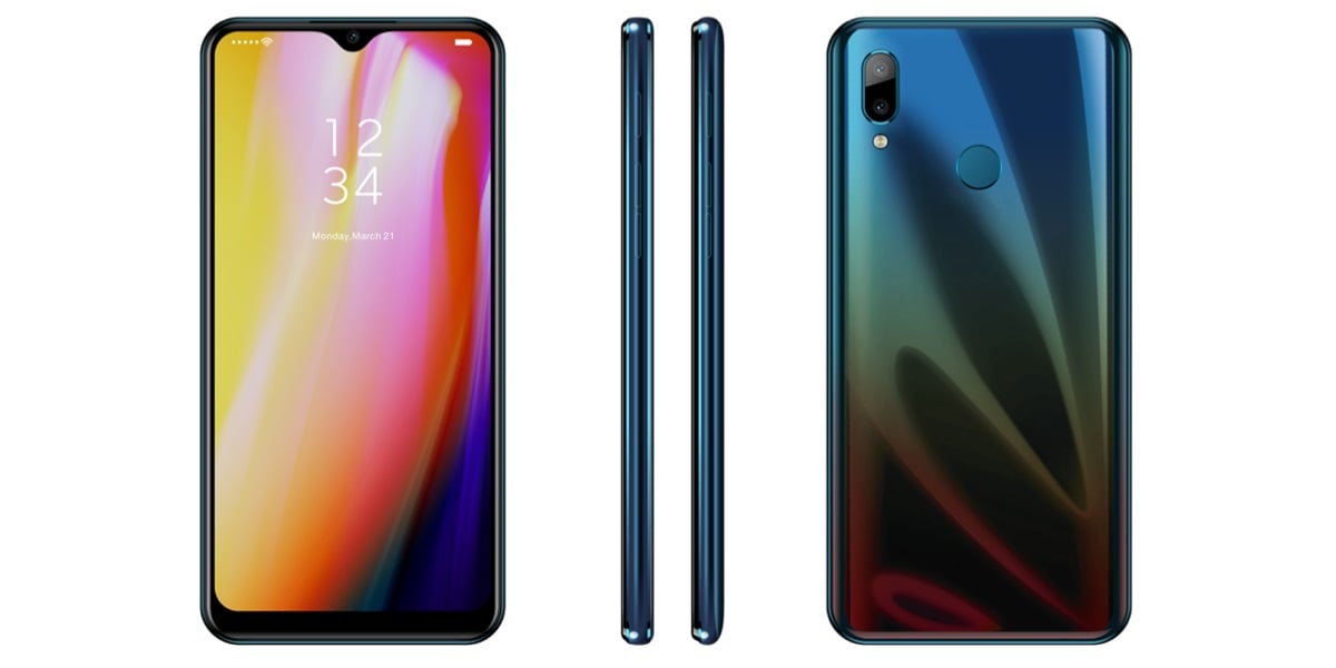 smartfon HTC Wildfire 2019