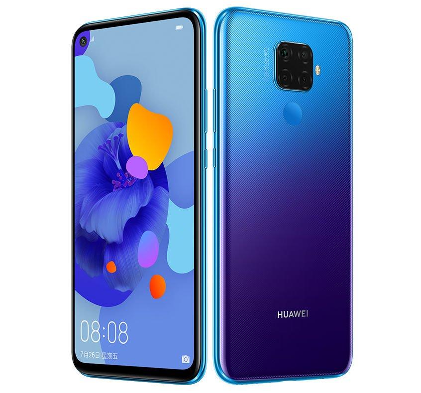 Premiera Huawei Nova 5i Pro. Przyjrzyjcie się, bo taki będzie Mate 30 Lite w Polsce
