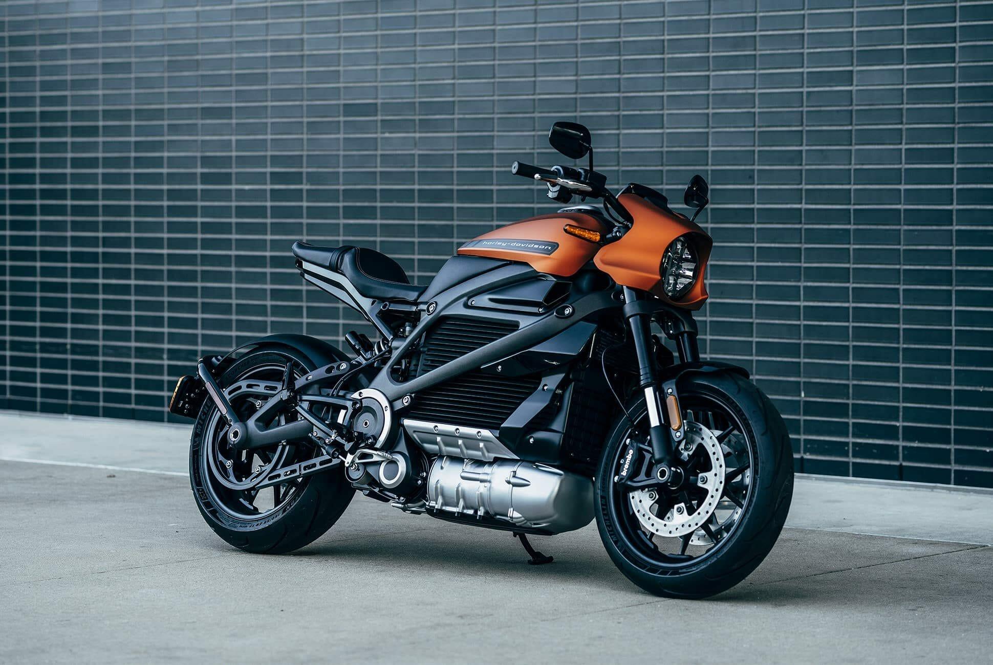 Harley-Davidson zawiesił produkcję elektrycznego motocykla