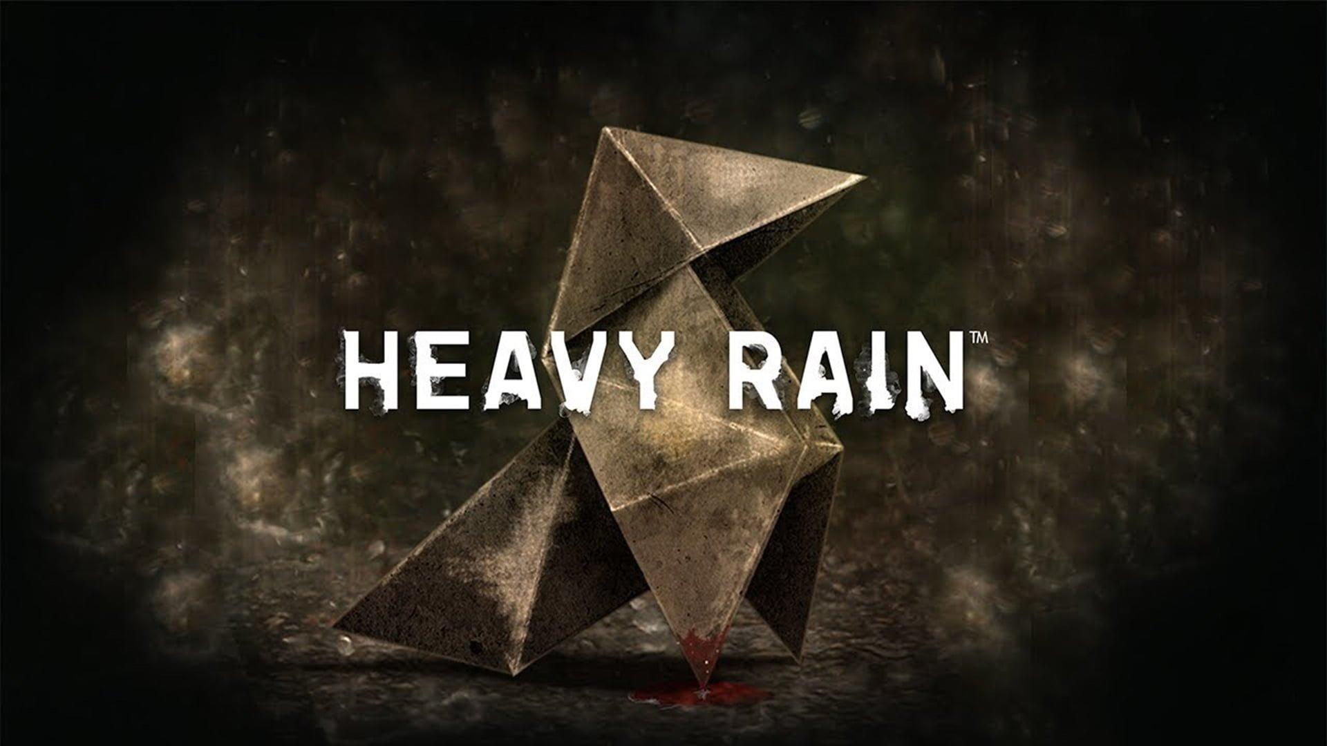 Heavy Rain - lepiej do tej gry już nie wracać... (recenzja) 19