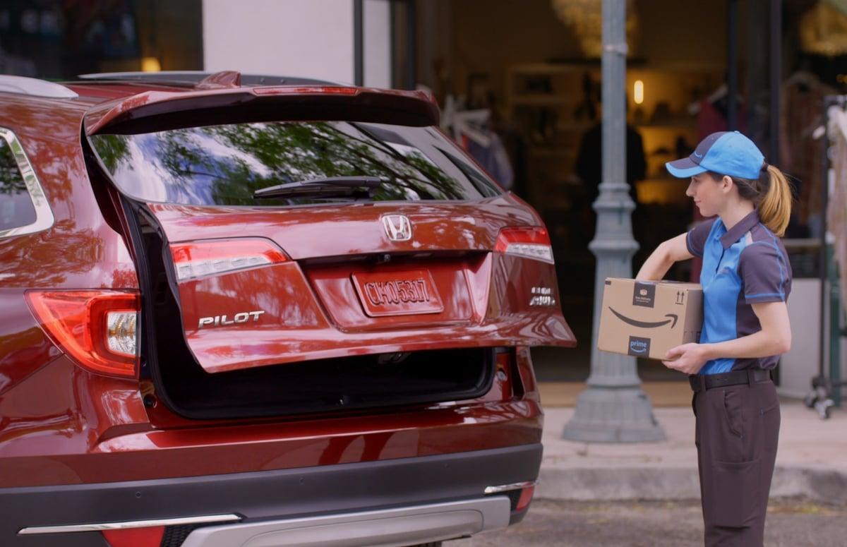 Amazon dostarczy zakupy prosto do bagażnika Hondy, ale tylko w USA 24