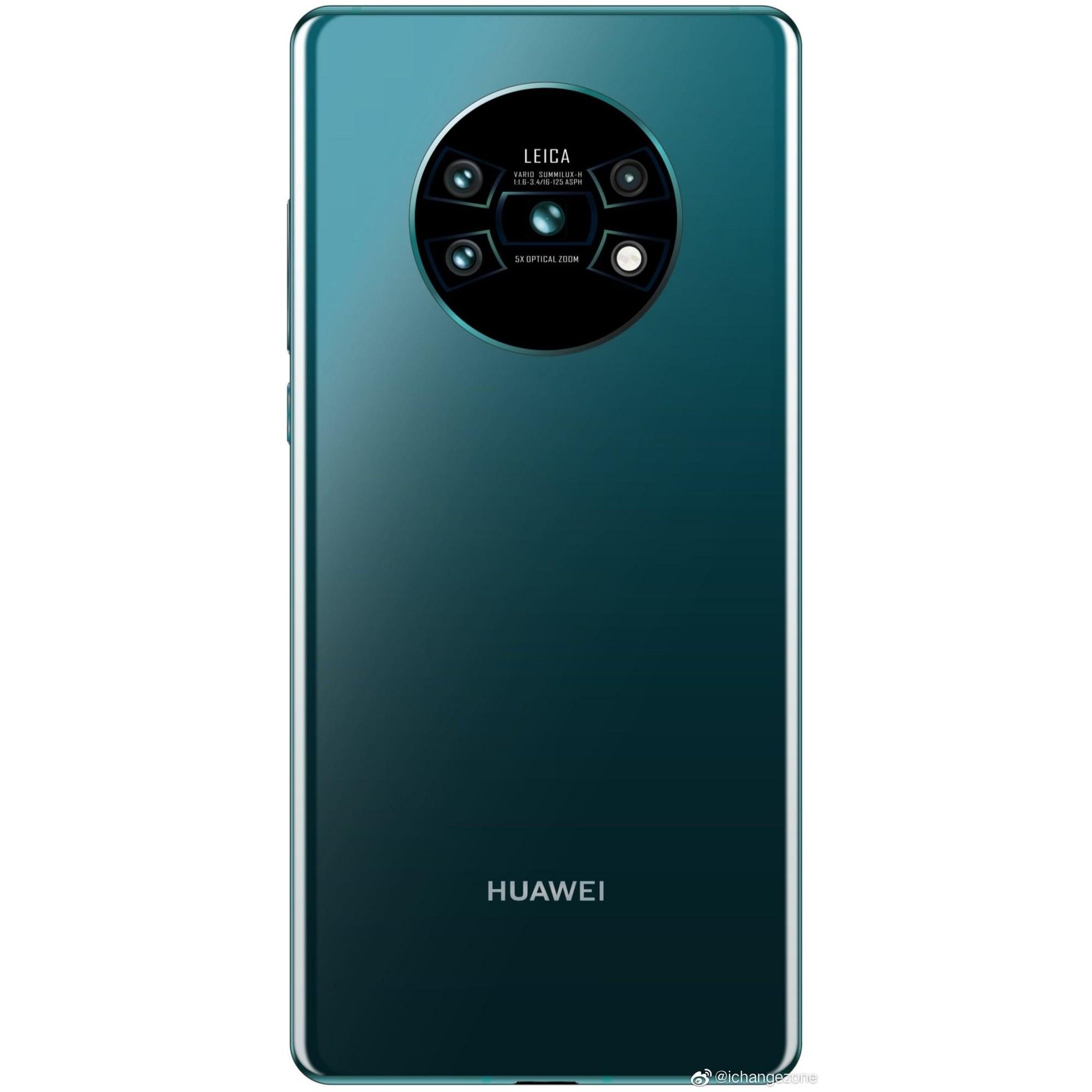Huawei Mate 30 Pro może być cały szklany. Zapomnijcie o metalowej ramce 21