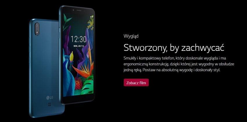 smartfon LG K20