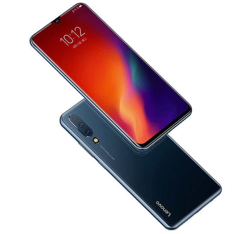 Łowcy fajnych smartfonów z Chin, patrzcie: oto Lenovo Z6 z czytnikiem linii papilarnych w ekranie