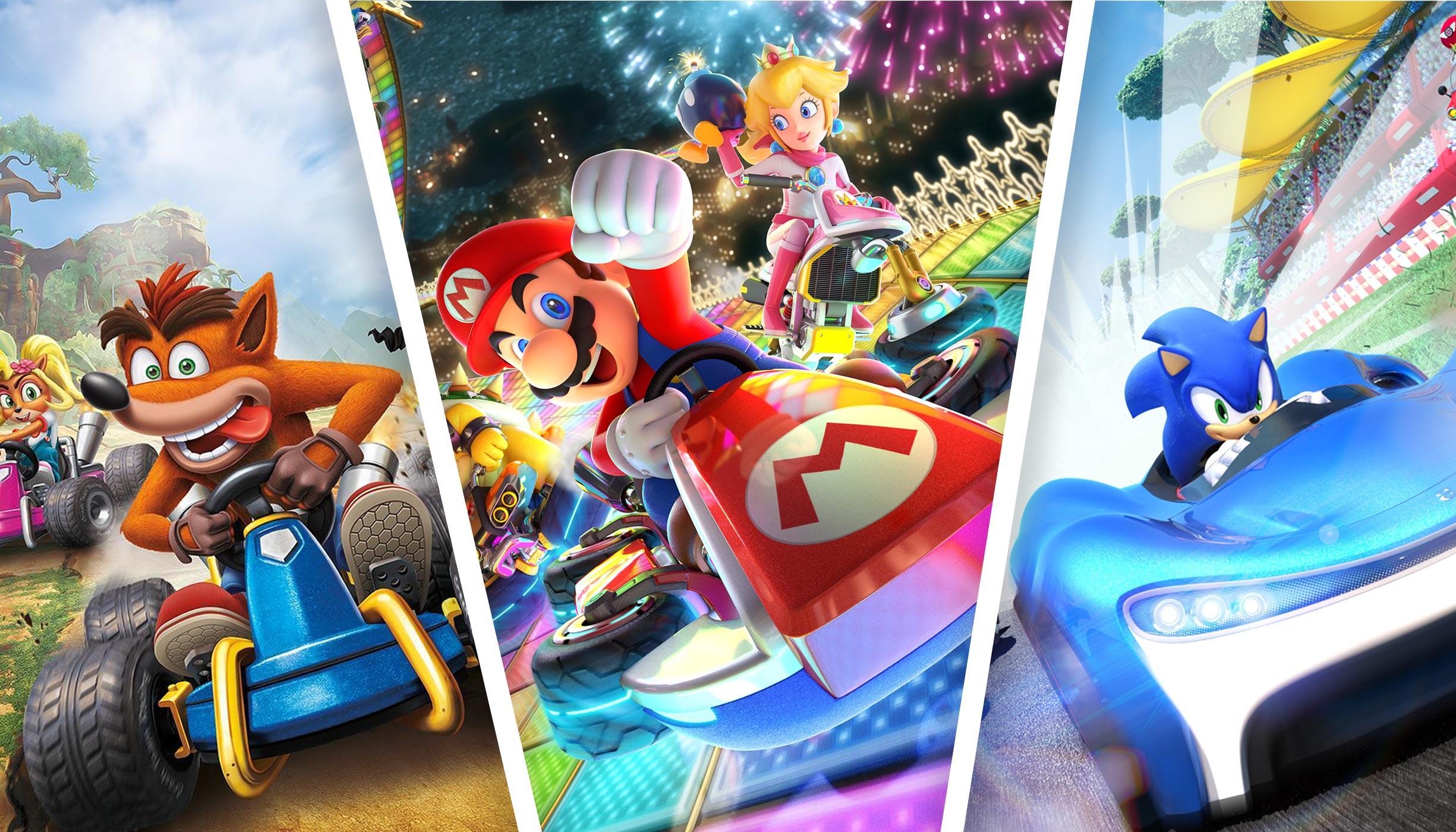 Który Kart Racer jest obecnie najlepszy na rynku? 25