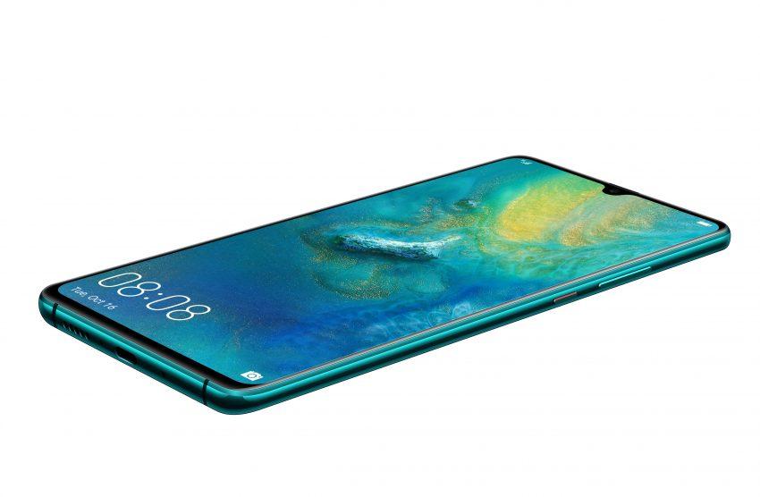 Huawei uderza w łączność przyszłości. Mate 20 X 5G od lipca w Polsce - jest cena