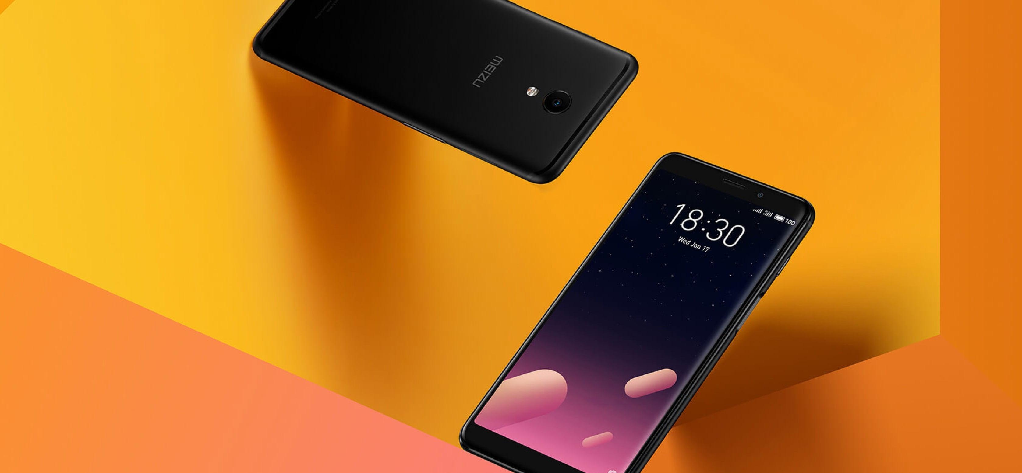 smartfon Meizu M6s