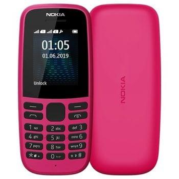 Kultowa już Nokia 105 powraca w nowej odsłonie