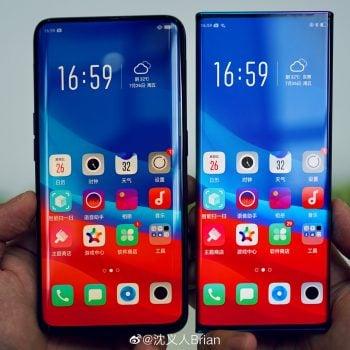 """Oppo pokazuje smartfon z ekstremalnie zakrzywionym, """"wodospadowym"""" ekranem"""