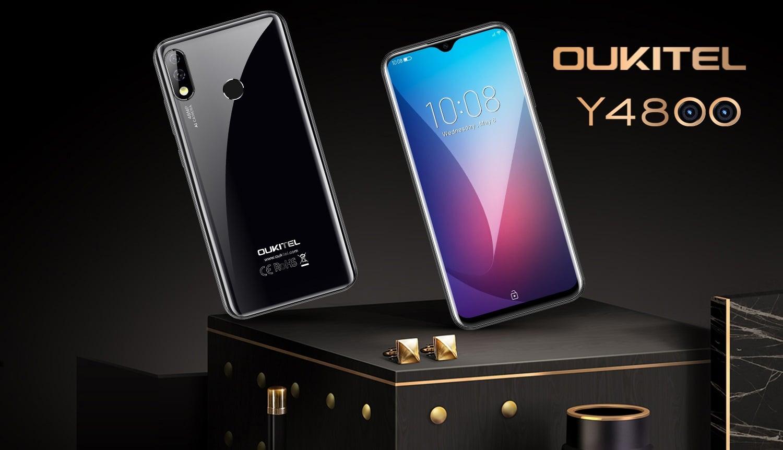 smartfon Oukitel Y4800