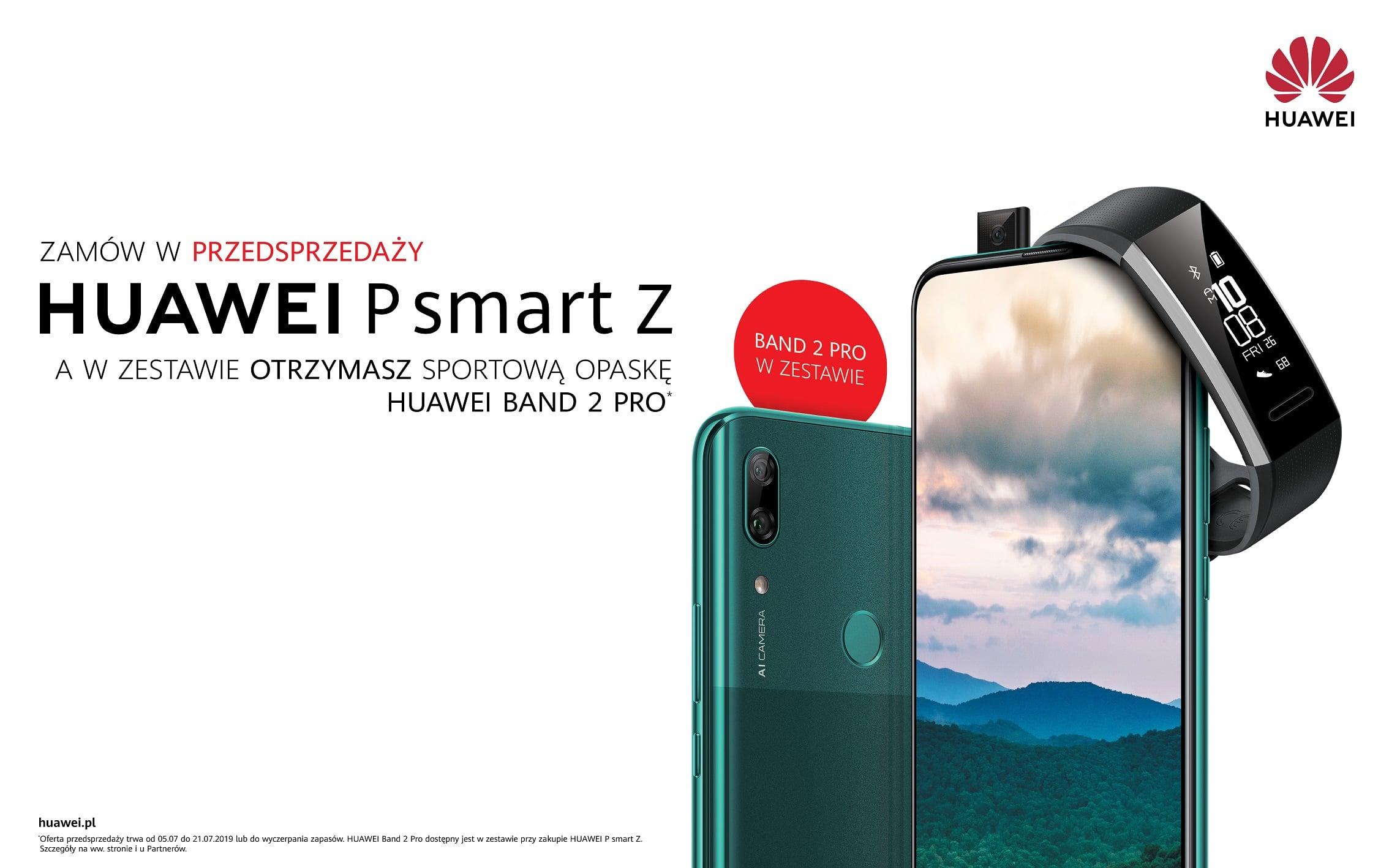 Polska premiera P smart Z - pierwszego smartfona Huawei z wysuwanym aparatem selfie 18