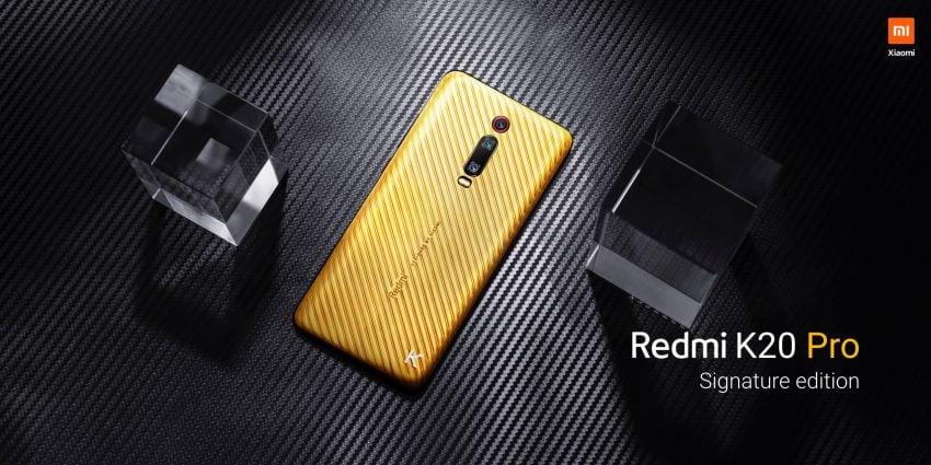 smartfon Redmi K20 Pro Signature edition