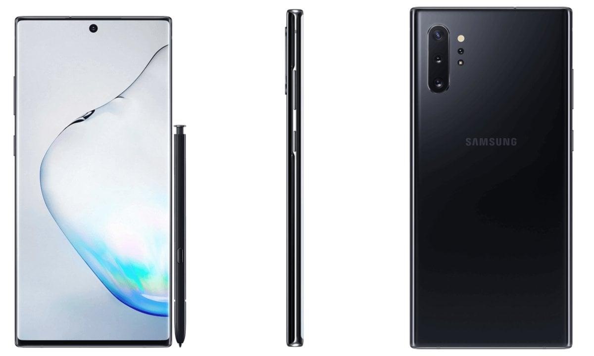 smartfon Samsung Galaxy Note 10+