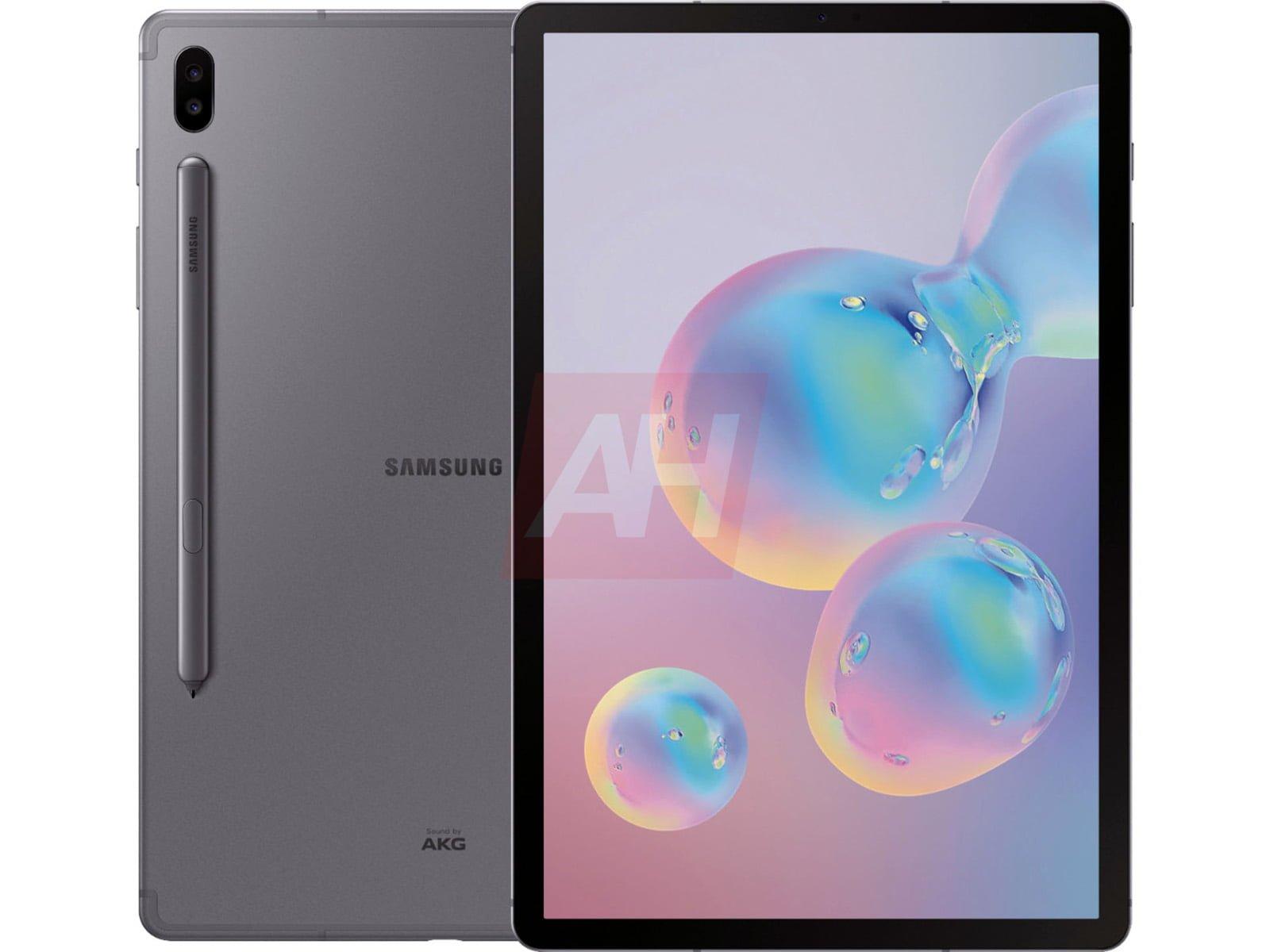 Samsung Galaxy Tab S6 będzie miał mniejszą baterię niż Galaxy Tab S4
