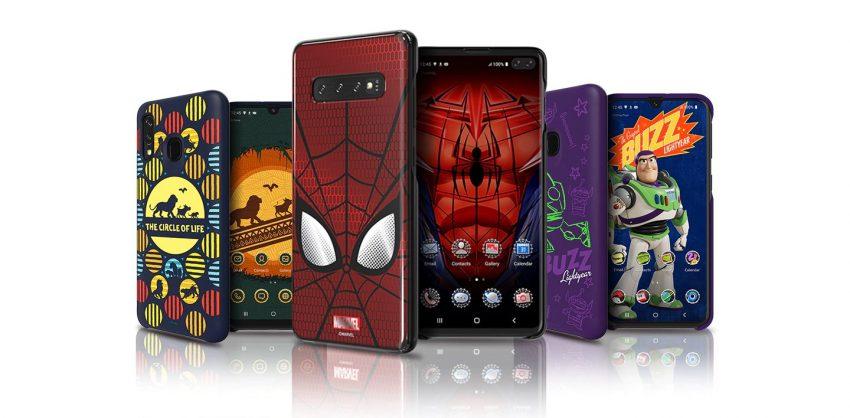 etui Samsung Smart Cover Galaxy Friends