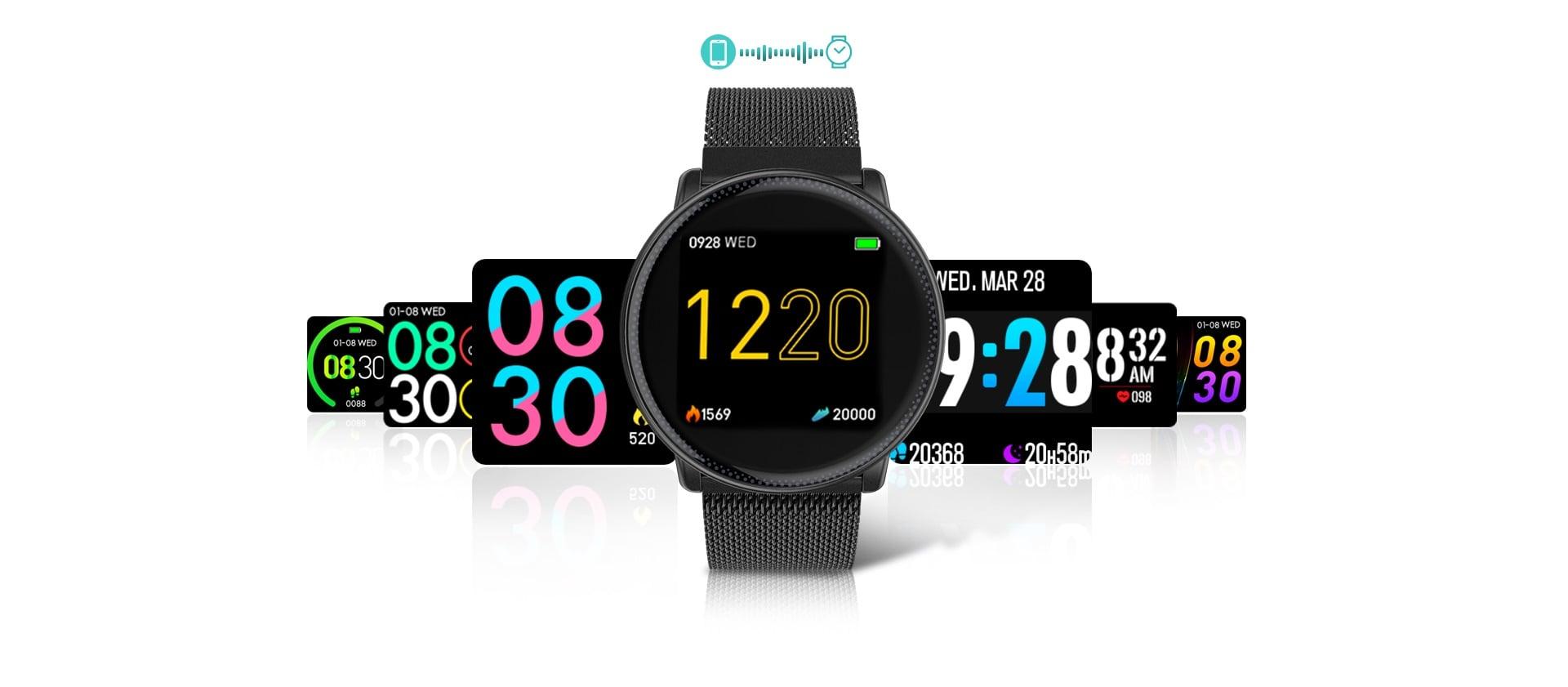 smartwatch UMIDIGI Uwatch 2