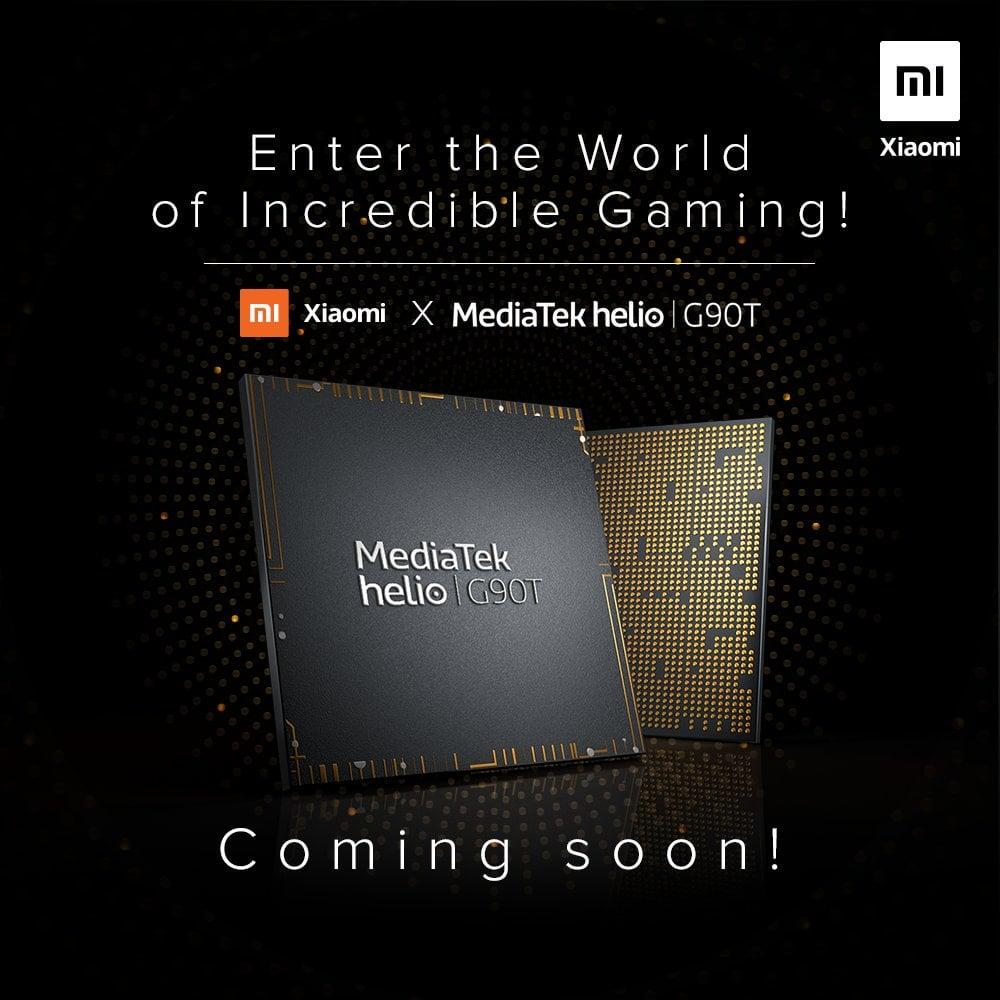 Xiaomi zapowiada smartfon z gamingowym procesorem MediaTek Helio G90T