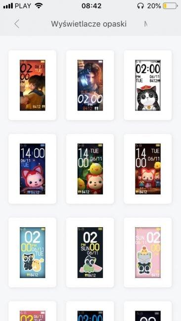 Recenzja Xiaomi Mi Band 4 - jeden (niestety duży) krok od opaski idealnej 36
