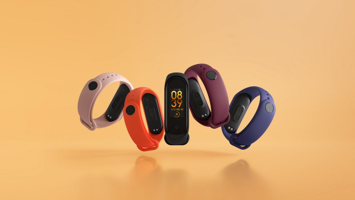 opaska fitness Xiaomi Mi Band 4