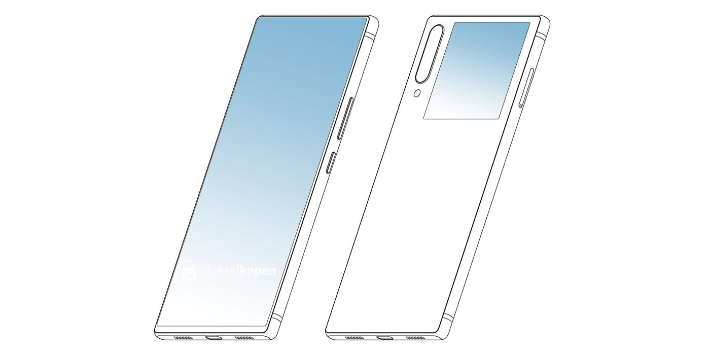 ZTE ma ciekawy patent na smartfon z dwoma ekranami 23