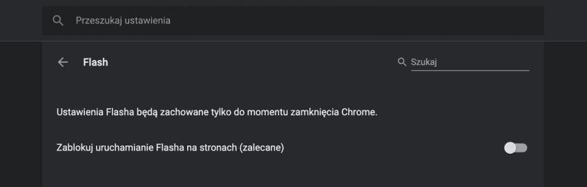 Google Chrome 76 już dostępny. Zapowiedź śmierci Flasha i lepszy tryb incognito