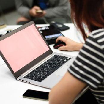 komputer laptop