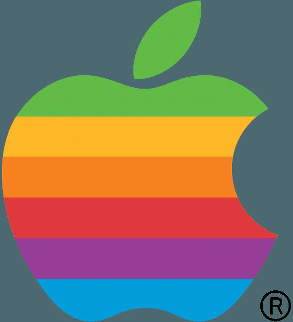 Tęczowe logo Apple może ponownie pojawić się na produktach z Cupertino