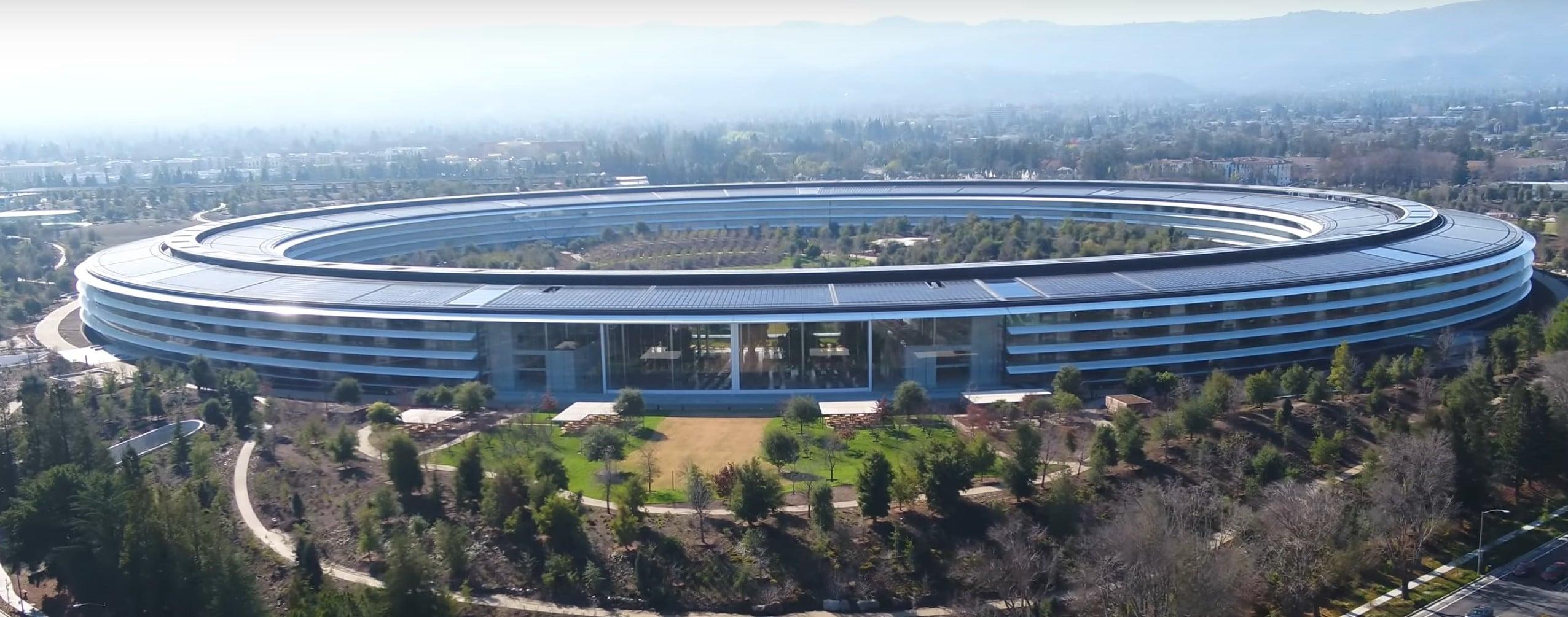Apple Park na liście najdroższych budowli na świecie 14
