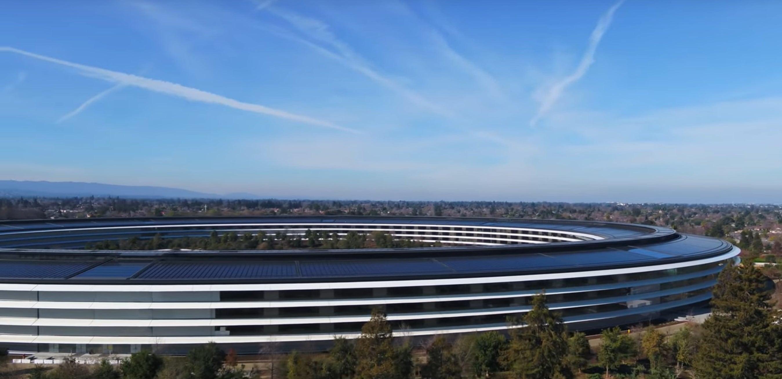 Apple Park na liście najdroższych budowli na świecie 15
