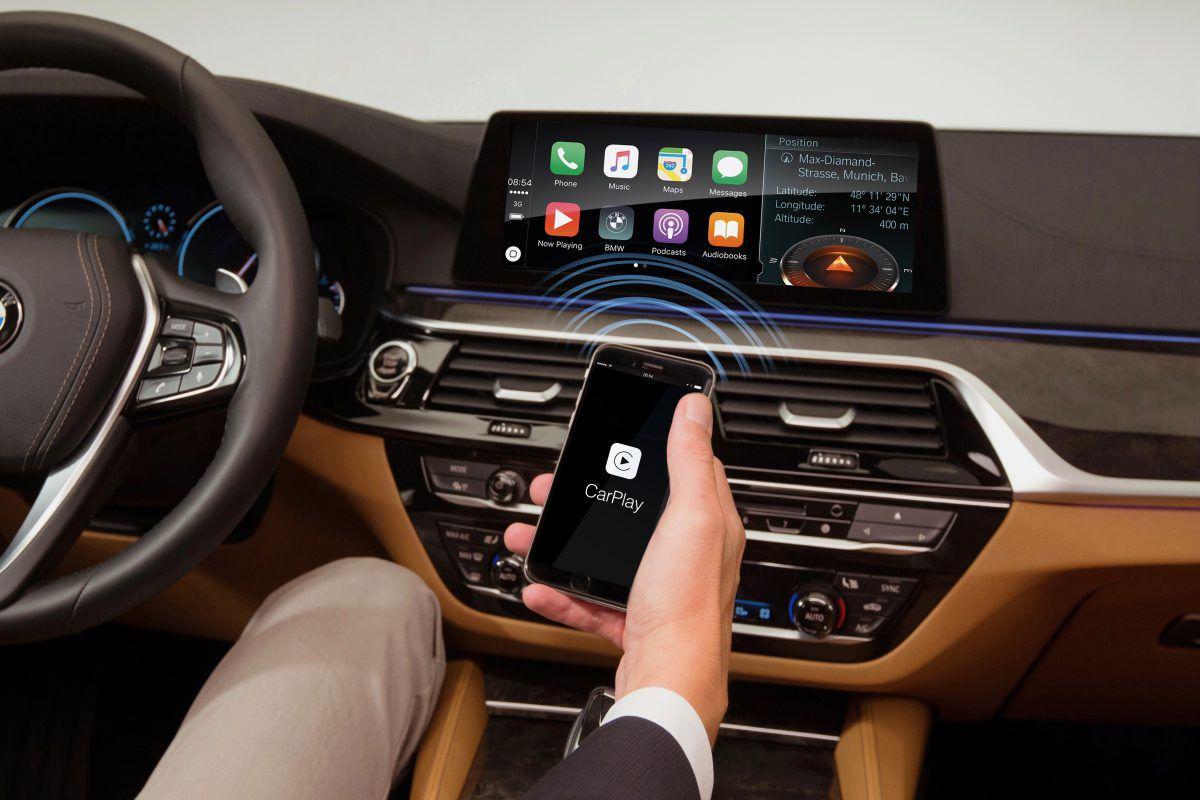 BMW wprowadza płatny abonament na CarPlay 18