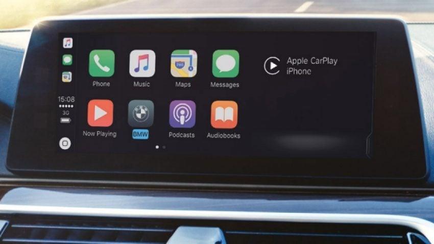 BMW wprowadza płatny abonament na CarPlay