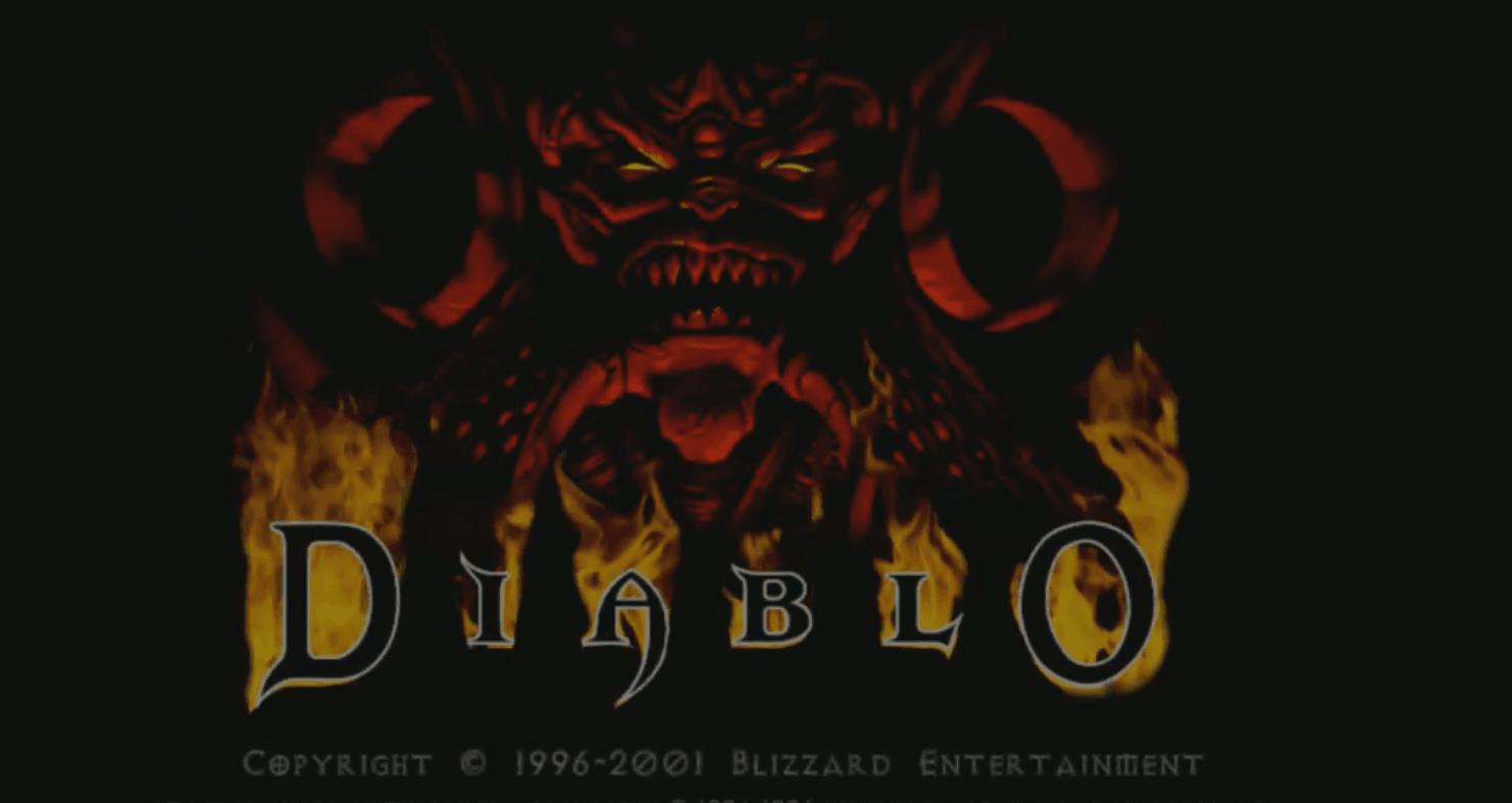 Pierwsze Diablo dostępne za darmo w przeglądarce internetowej