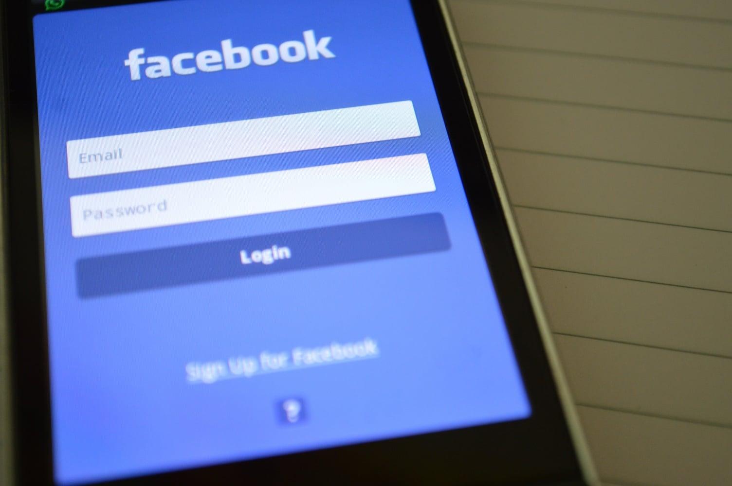 Dane użytkowników Facebooka znów mogły dostać się w niepowołane ręce