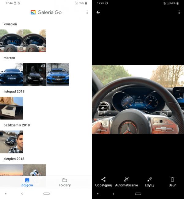 Google Galeria Go – nowa, lekka aplikacja z funkcjami Zdjęć Google