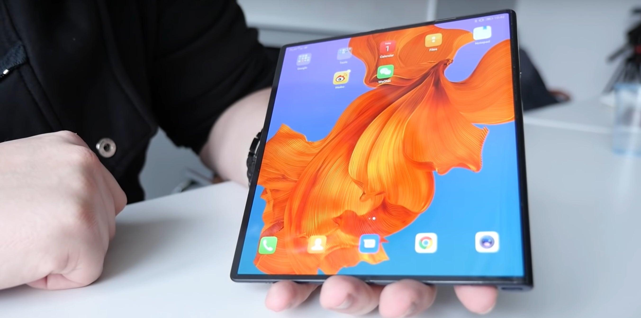 Huawei Mate X jest już blisko, jednak firma wciąż dopracowuje urządzenie