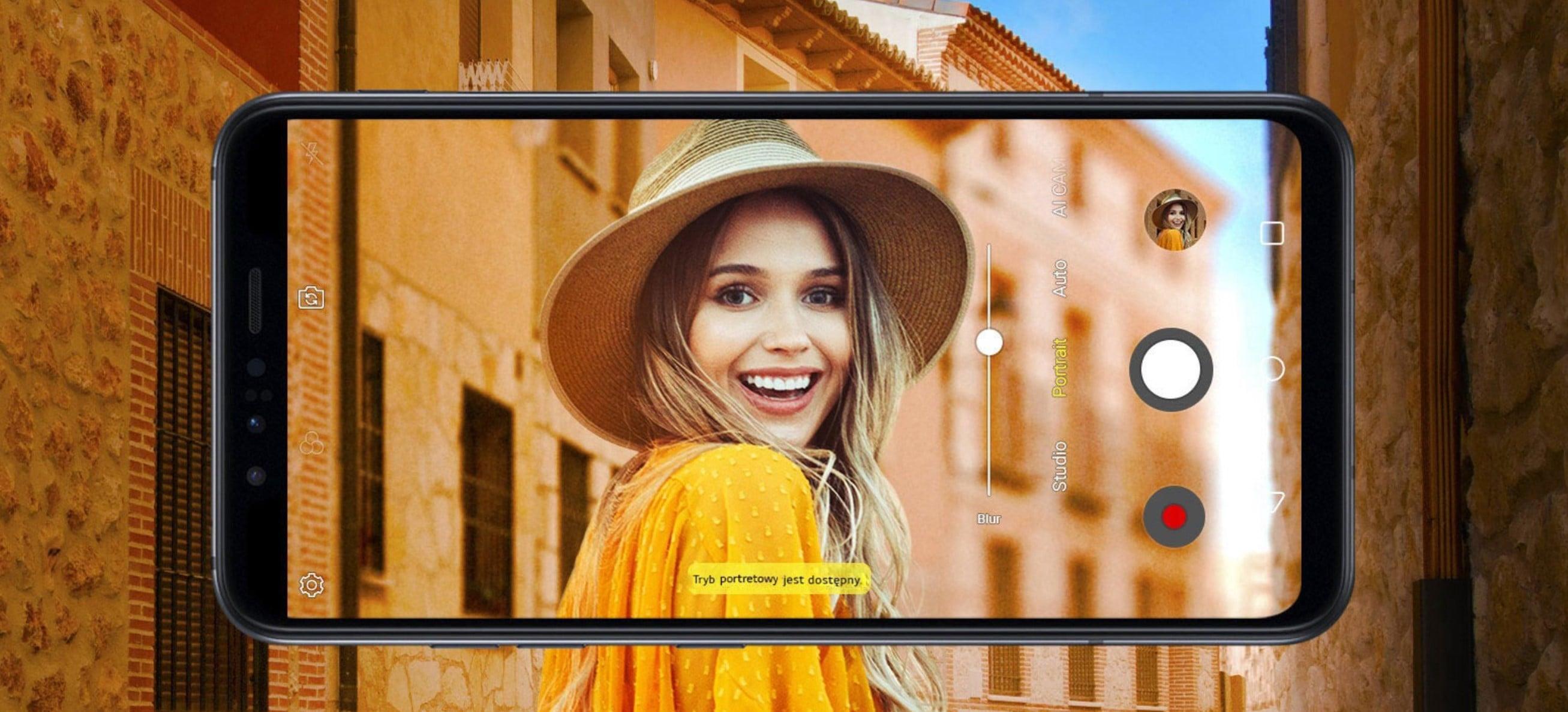 LG G8s ThinQ w promocji. W prezencie: 400 zł zwrotu i roczna gwarancja na wyświetlacz 23