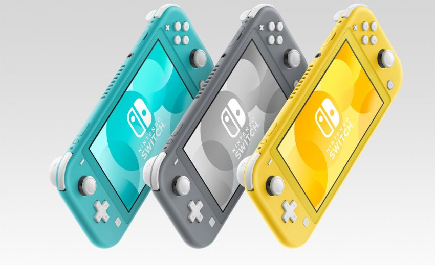 konsola Nintendo Switch Lite