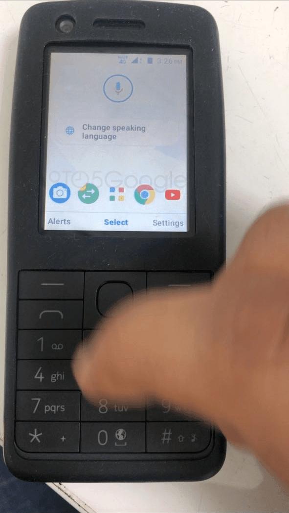 Nokia testuje feature phone na dziwnym systemie. To może być KaiOS